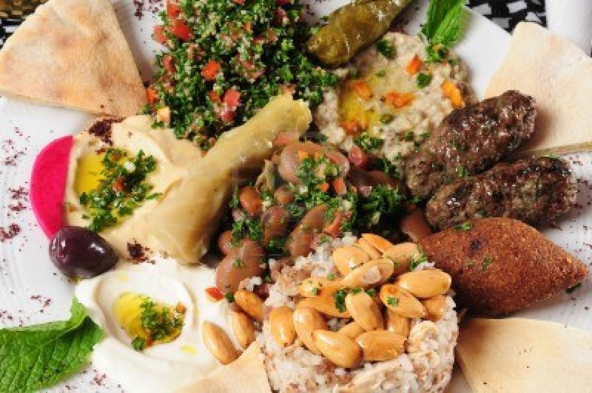 Recomendado comida rabe superchevere for Aladdin middle eastern cuisine
